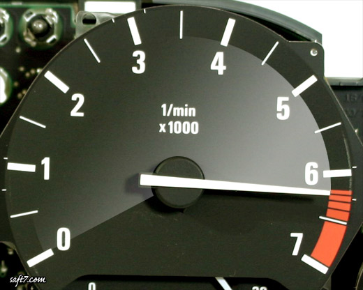 Rev Limiter bertujuan untuk membatasi putaran mesin, agar mesin tidak ...