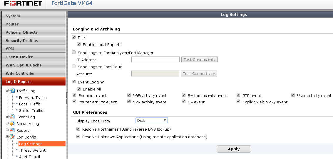 Enable disk logging | Nbctcp's Weblog