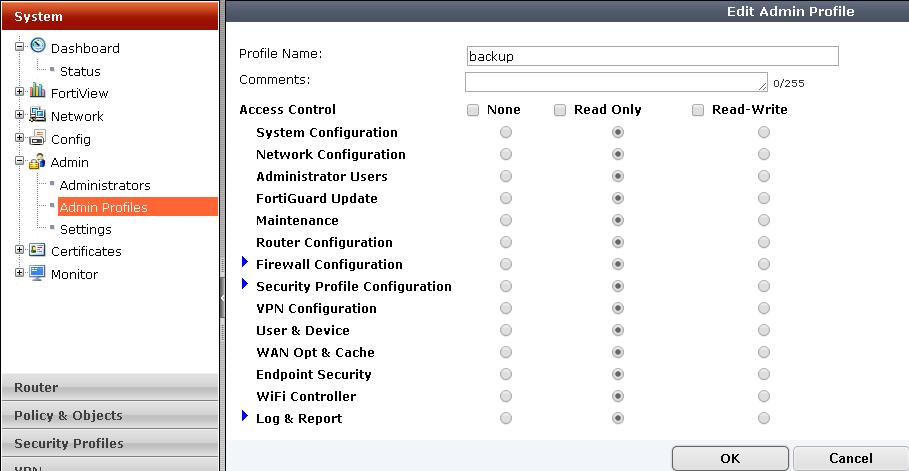 Backup FortiGate Config | Nbctcp's Weblog