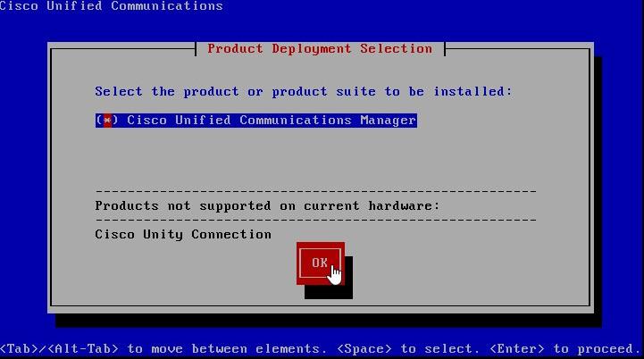 CUCM 10 5 2 Installation | Nbctcp's Weblog