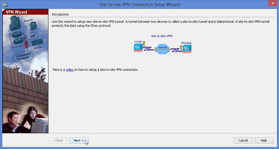 Site-to-Site IPsec VPN Cisco ASA and Cyberoam | Nbctcp's Weblog