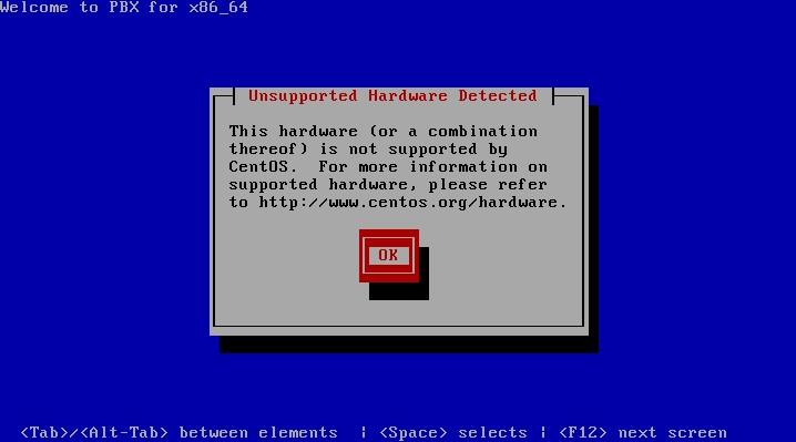 FreePBX Server Installation | Nbctcp's Weblog